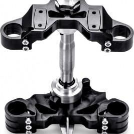 ZT Tuning Bremssattel Schwimmend Doppel Kolben für Simson 260mm Bremsscheibe S51 S53 S70 mit Teilegutachten