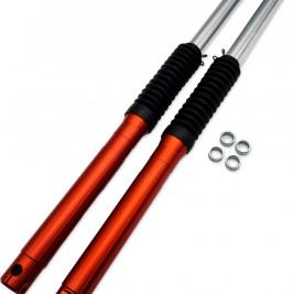 ZT Tuning Bremssattel Schwimmend Doppel Kolben für Simson 220mm Bremsscheibe S51 S53 S70 inkl. Teilegutachten