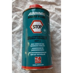 ADDINOL BRAKE FLUID DOT 4 -...