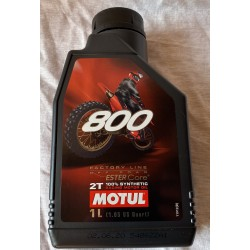 Motul 800 Off Road 1Liter 2T